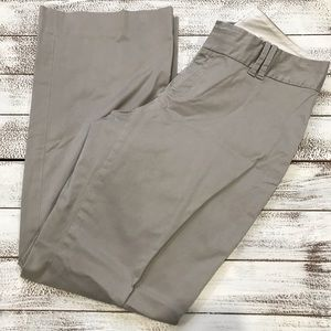 BANANA REPUBLIC CONTOURED FIT DRESS PANT